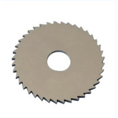 常州正诚生产切不锈钢合金锯片 可钥匙机专用/CNC