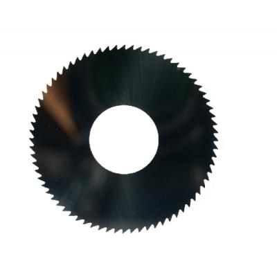 常州正诚生产弹簧夹头用合金锯片 可钥匙机专用/CNC