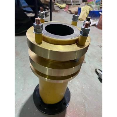 异型电机集电环-异型电机滑环-大电流导电环-华海电气定制
