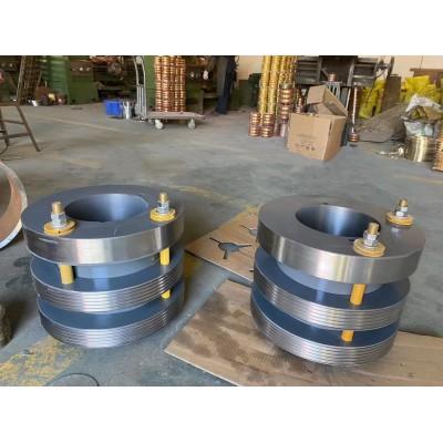 不锈钢异型电机集电环-高压电机滑环-厂家根据图纸定制