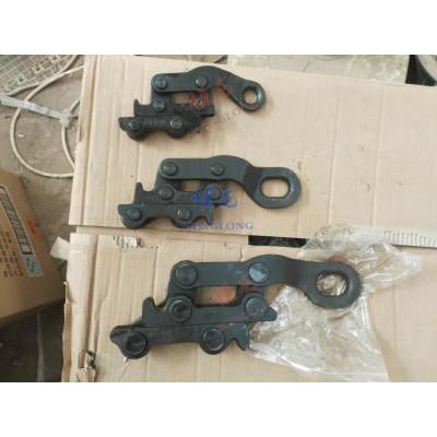 平行地线卡线器 新型德式卡线器 16-70夹头