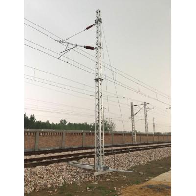 铁路接触网抢修塔抢修支柱铝合金抢修塔