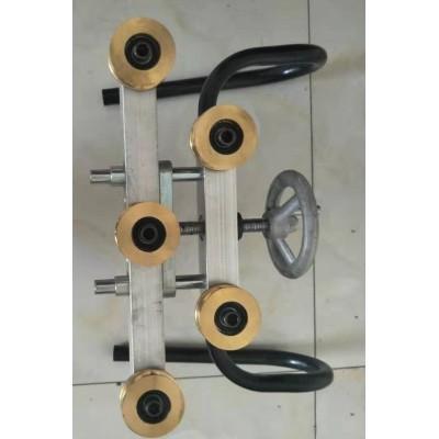 铁路专用五轮校直器 铜管校直器
