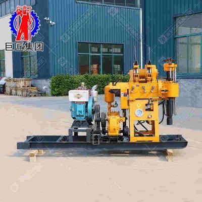 供应HZ-200Y液压岩芯取样钻机 200米大型地质勘探钻机