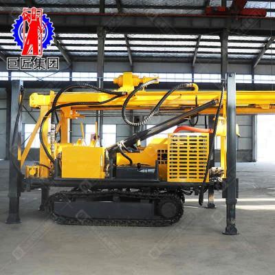 巨匠集团机械顶驱钻机JDL-350型水气两用水井钻机