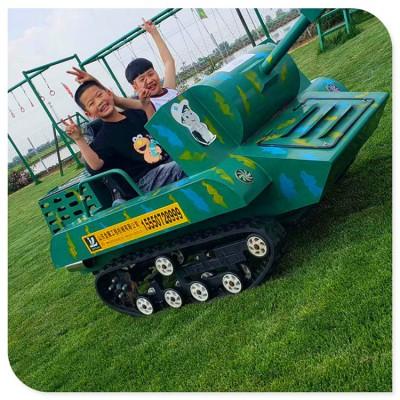 四季风景游乐坦克车 滑雪场专用雪地坦克 亲子户外乐园扩展设备