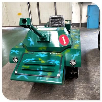 全地形游乐坦克车 国产大型游乐设备 工业橡胶履带游乐坦克车