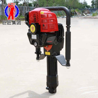 QTZ-2汽油机便携式取土钻机 冲击式工作 土壤完整无污染