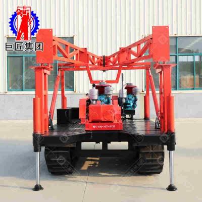 SH30-2D履带式工程勘察钻机 砂金矿勘探 取土样取沙设备