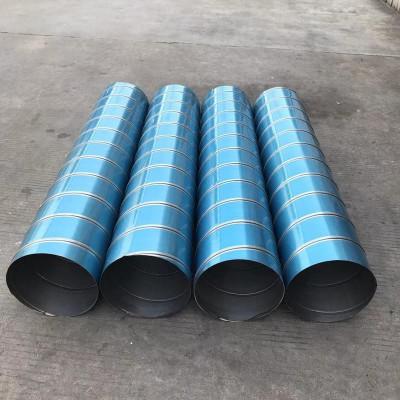 容桂加强筋螺旋风管螺旋风管304不锈钢加工