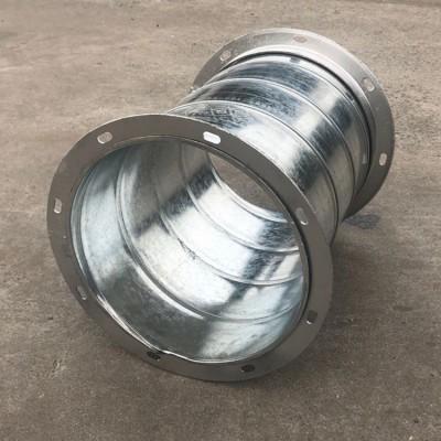 厂家供应加厚DN600镀锌螺旋风管价格便宜