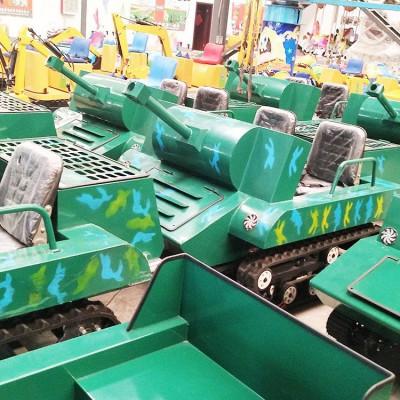 游乐设备 游乐设施大型坦克车 厂家直销雪地坦克车
