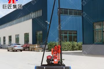 小型轻便岩心钻机 50米液压岩心勘探取样钻机