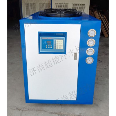 研磨机专用冷水机 风冷式制冷机3p5p10p冷水机
