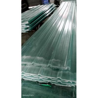 防腐瓦玻璃钢透明瓦-河南多凯采光板生产厂家