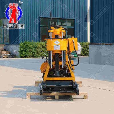 HZ-200YY移机款液压岩芯钻机 地质勘探 岩芯取样设备