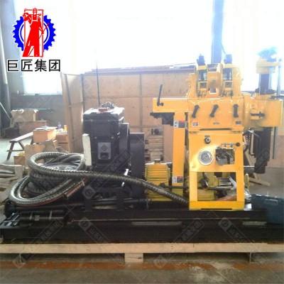 拖车式液压岩芯勘探钻机XYX-200型 200米地质勘探钻机