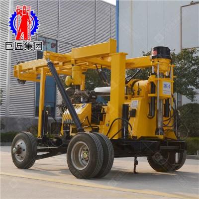 牵引式液压岩芯取样钻机XYX-3型 地质勘探岩芯取样钻机