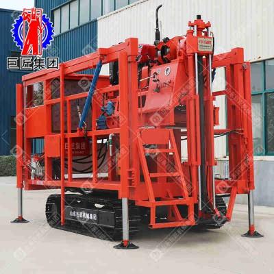 巨匠钻探王XYD-2C型液压岩芯钻机 大型地质勘探钻机