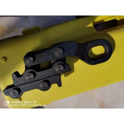 新型卡线器钢绞线专用德式卡线器 蛙式卡线器