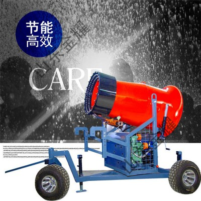 嬉雪设备大全 大型造雪机厂家直销 国产造雪机生产厂家