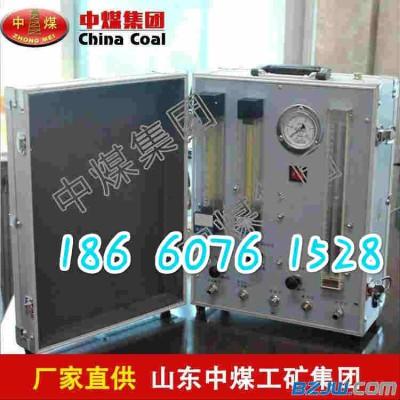 AJ12氧气呼吸器校验仪参数 氧气呼吸器校验仪厂家