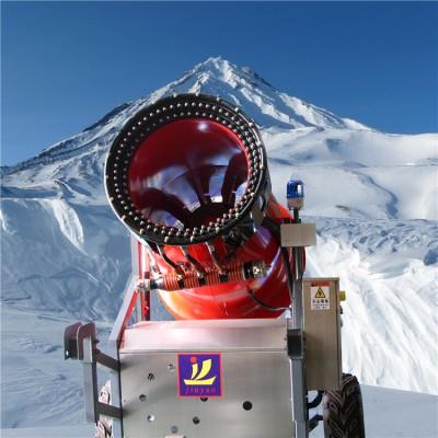 操作简单遥控控制 滑雪场设备人工造雪机 戏雪乐园设备