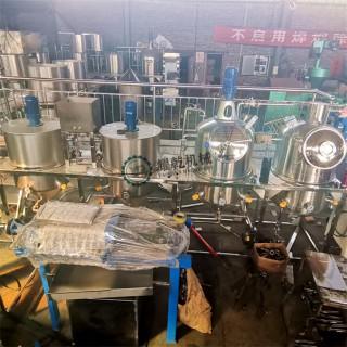 食用油精炼设备 大豆油精炼设备 葵花籽油精炼设备