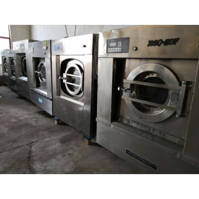 太原洗布草的二手洗涤设备水洗厂设备二手布草手套烘干机等