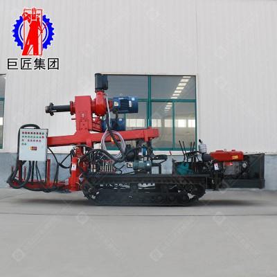 JZF-D履带正反循环打井机 大口径民用灌溉井 小型水井钻机