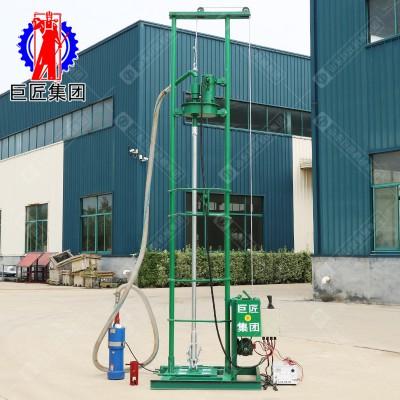 小型全自动打井机SJD-2C家用吃水井空调井降水井电动钻井机