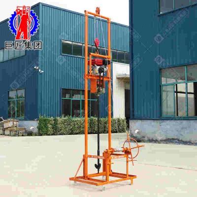 打井设备钻井机SJQ型 声测管疏通设备 声呐管堵塞疏通钻机