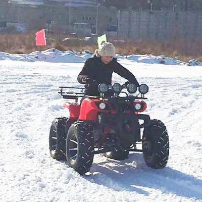 雪地卡丁车生产厂家 冰雪卡丁车户外大型卡丁车