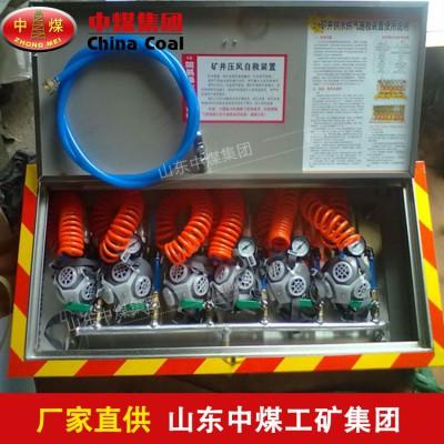 压风供水自救装置价格 压风供水自救装置厂家
