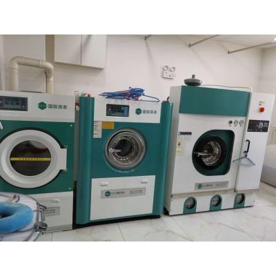 出售开干洗店的二手机器店二手干洗机二手小型洗脱机转