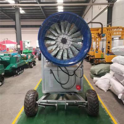 冰雪乐园专用设备 人工造雪机大面积喷雪 进口大型造雪机设备