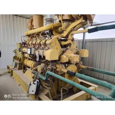 出售多台500KW天燃气发电机组 燃气发电机组