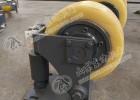 立井缓冲设备L30滚轮罐耳,可靠性好