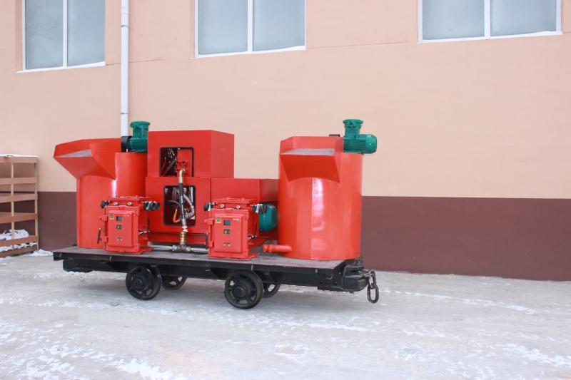 NJB1-80/2矿用凝胶泵,用于煤柱 采空区