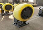 立井缓冲L25滚轮罐耳提升设备