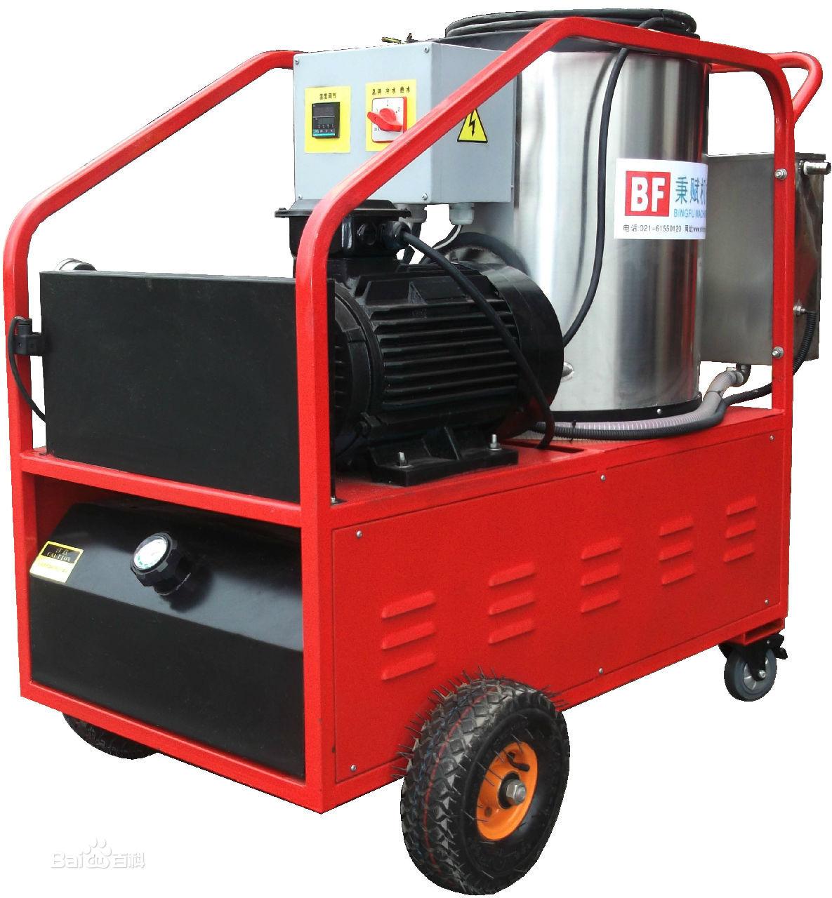 350型电动冷水高压清洗机