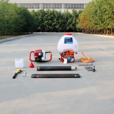 单人背包钻机 BLH-1手持式浅层取样钻机 轻便野外勘探