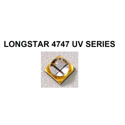 385nm深紫外固化大功率UVALED灯珠4747封装
