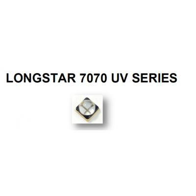 365nm大功率紫外UVALED7070封装60°