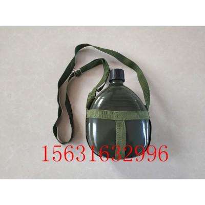 野外运动水壶铝制便携式水壶老式水壶直饮式学生训练水壶