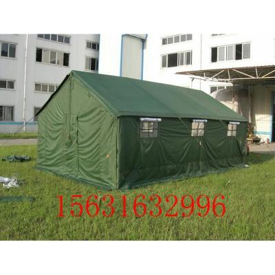建筑工程36m2棉帐篷防汛抗洪抢险帐篷消防户外棉帐篷
