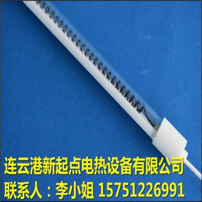 碳纤维加热管主要用于干燥和烘干或远红外设备上面加热用