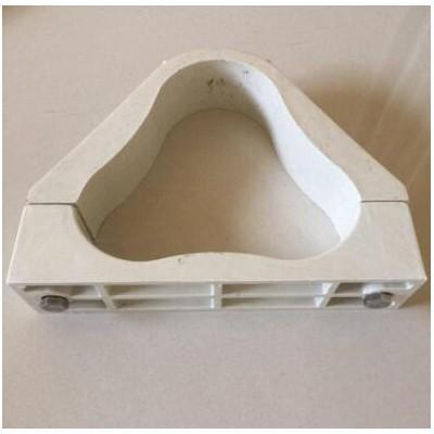 铁路隧道线缆专用三角固定支架电缆夹具三角架卡箍可定制