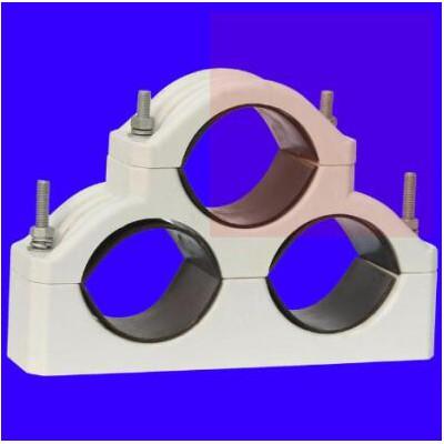 电缆夹具固定三角支架卡箍线缆固定架隧道电缆三角固定架