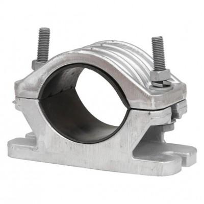 电缆固定夹具单芯电缆卡箍抱箍卡扣单根电力电缆紧固线夹子